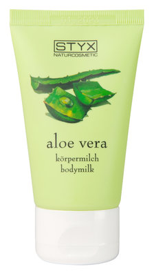 Aloë Vera body milk 30ml