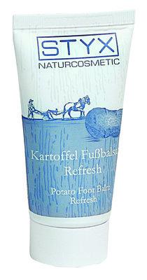 Aardappel voetcrème refresh 30ml