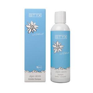 Alpin Derm kamille shampoo met edelweiss 200ml